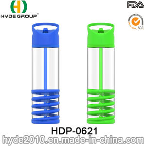 700ml BPA Free Tritan Water Bottle with Lid (HDP-0621) pictures & photos