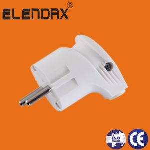 Elendax Electrical Plug with Earth (P8054) pictures & photos