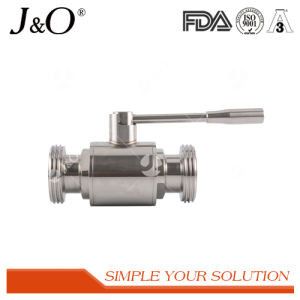 Super Saniary Stainless Steel Thread-Male Ball Valve pictures & photos