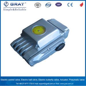 Quick Open Electric Control Actuator pictures & photos