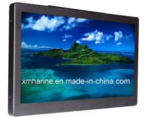 18.5 Inch Car/Bus Ad Screen LCD Advertising Player pictures & photos