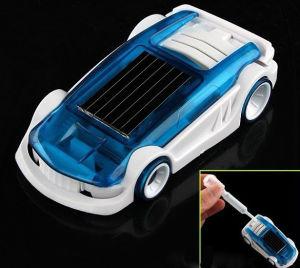 Hotsale Intellectual DIY Solar Toy Brine Car Powered by Solar or Brine #1105