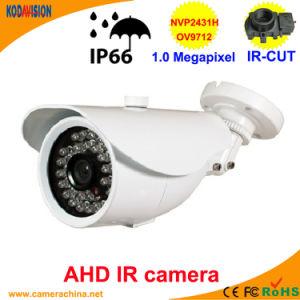 25m IR Weatherproof 1.0 Megapixel Ahd Camera pictures & photos
