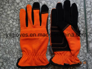 Micro Fiber Glove-Industrial Gloves-Working Gloves-Cheap Gloves pictures & photos