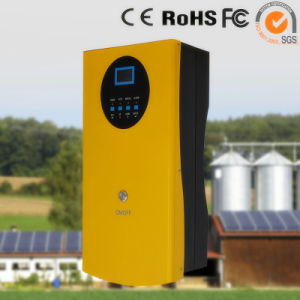 IP65 Protection 220V 380V Solar Pump Inverter with VFD MPPT 550W-22kw pictures & photos