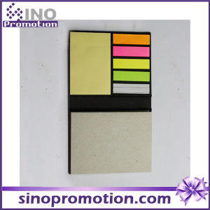 Custom Cheap High Quality Hardcover Sticky Note Pad