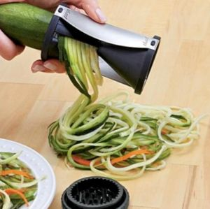 Cooking Tool Vegetable Spiral Slicer pictures & photos