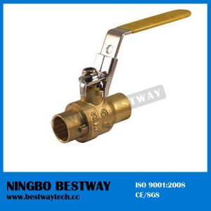 Lead Free Brass Ball Valve with Locking Handle pictures & photos