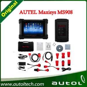 [Autel Dealer] 100% Original Autel Maxisys Ms908 Maxisys Diagnostic System Update Online Maxisys Ms908 Auto Diagnostic Scanner pictures & photos