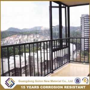 Hot-DIP Galvanized Steel Aluminum Balcony Railing pictures & photos