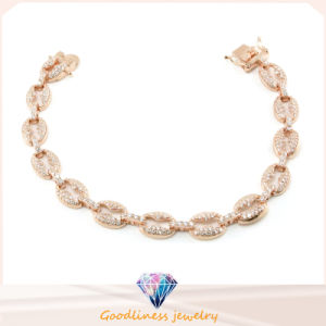 Fashion Jewelry Hot Sale Good Quality 925 Sterling Silver Bracelet (BT6600) pictures & photos