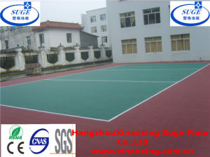 with Snap Sports Sports Flooring Volleyball Flooring pictures & photos