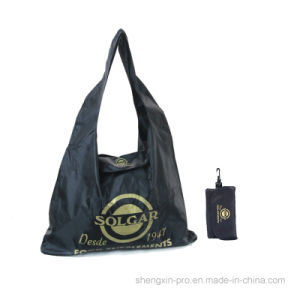 Polyester Shopping Bag in T-Shirt Shape pictures & photos