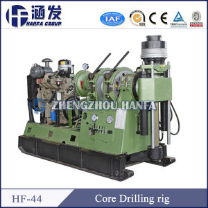Deep Coring Drilling Equipment, Model Hf-44 Core Drilling Rig for Sales pictures & photos