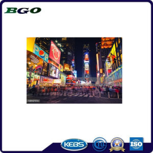 Backlit PVC Laminated Flex Banner Printing Canvas (200dx300d 18X12 300g) pictures & photos