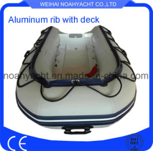 PVC Inflatable Aluminium Fishing Boat pictures & photos