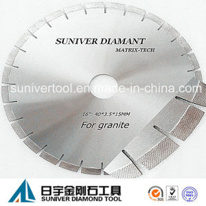 Arix Silent Core Granite Saw Blade pictures & photos