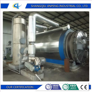 Waste Plastic Recycling Pyrolysis Machine pictures & photos