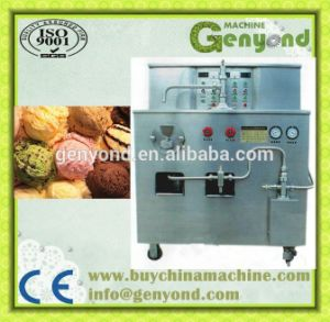 Hot Sell Continuous Ice Cream Freezer pictures & photos