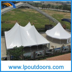 60′ Width Steel Pole Party Marquee Wedding Tent pictures & photos