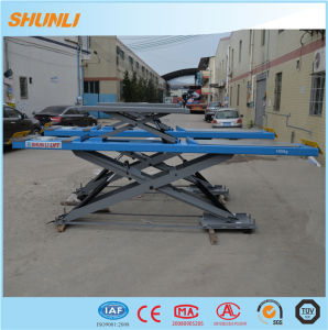 4500kg on Ground Car Lift pictures & photos