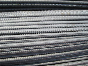 SD500 Steel Rebar, Deformed Steel Bar, Iron Rods for Construction pictures & photos