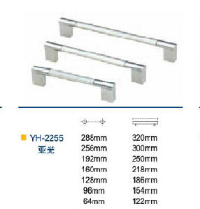 Prime Quality Aluminum Furniture Pull Handleyh2255 pictures & photos