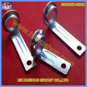 Iron Bracket with Zink Plating, Lamp Bracket (HS-LC-017) pictures & photos