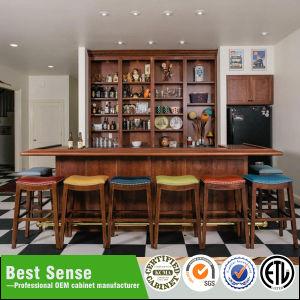 American Vilia Interior Decorative Home Bar pictures & photos