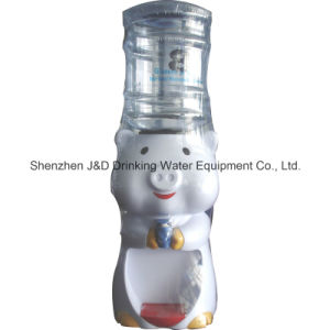 Plastic Mini Water Dispenser Jnd-003 (Pig) pictures & photos