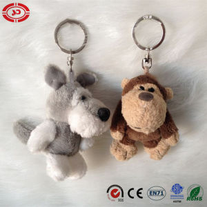 Promotional Dog and Monkey Keychain Kids Toy Plush Toy pictures & photos
