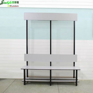 Jialifu Waterproof HPL Bench for The Dressing Room pictures & photos