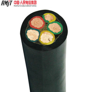 450/750V Epr Insulated CPE Sheath Flexible Rubber Cable H05rn-F H07rn-F pictures & photos