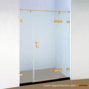 2016 Oppein New Kaiser Series Bathroom Sliding Glass Shower Room Cabin Furniture (OP30-L31RA) pictures & photos