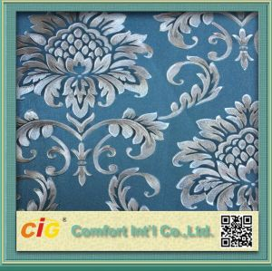 Printing and Embossing Design PVC Wallpaper Made in China pictures & photos