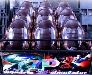 Game Machine 4D 5D 7D 9d pictures & photos