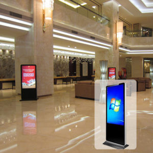 Cabinet-Type Online Version Advertising Machine X86 pictures & photos