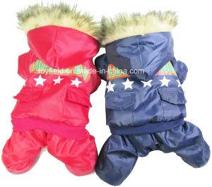Dog Clothes Winter Cotton Products Accessories Pet Clothes pictures & photos