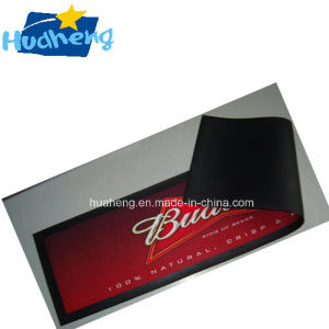 Custom OEM Logo High Quality Rubber Bar Mat