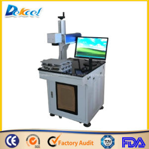 3D Laser Marking Machine Fiber 20W/30W/ with Routation Axis for Metal Marking and Engraving pictures & photos