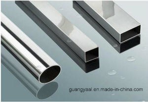 Aluminium Pipe Tube pictures & photos
