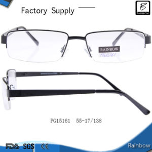 Excellent Semi Rimless with Thick Temple (PG15161)