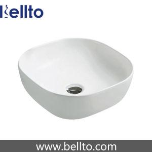 Modern thin edge countertop basin (3070B) pictures & photos
