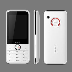 2.8 Inch Qvga Screen Mobile Phone, Spreadtrum 6531 Chip Fashion Bar Phone pictures & photos