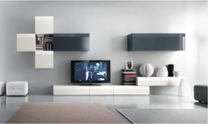 New Design Hanging Wall Shelf for House Use (WS001) pictures & photos