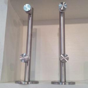 Modern Casting Stainless Steel Frameless Railing (HR1300V-20) pictures & photos