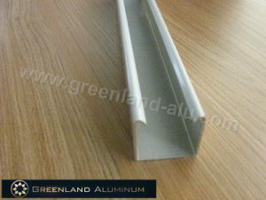 Fexible Aluminum Curtain Track for Window Area with Powder Coating pictures & photos