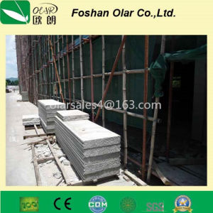 CE Approved EPS Sandwich Panel for Internal Partition or External Wall pictures & photos