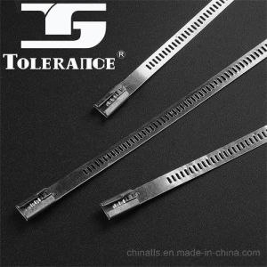 Ss304/316 Naked Self-Locking Stainless Steel Cable Ties pictures & photos