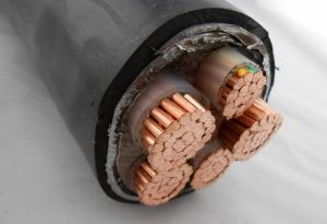 0.6/1kv XLPE Insulated Low Smoke Zero Halogen (LSZH) Power Cable